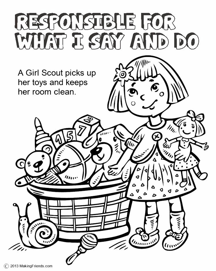 Daisy Girl Scouts Coloring Pages Az Coloring Pages Scout Petal Coloring Page Free