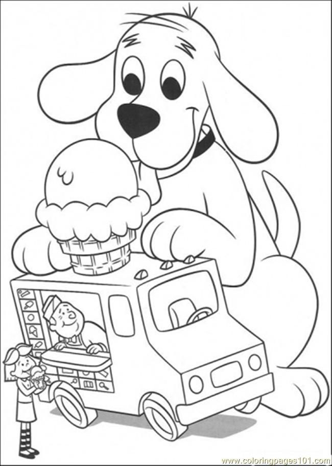 ice fish house coloring pages