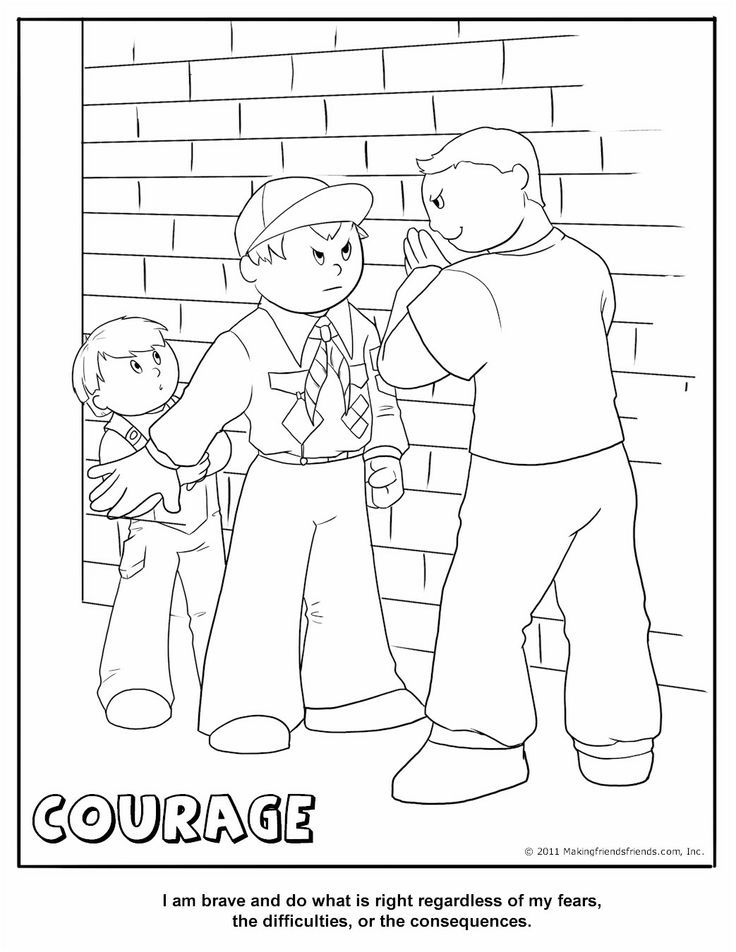 Tiger Cub Scout Coloring Pages - Coloring Home