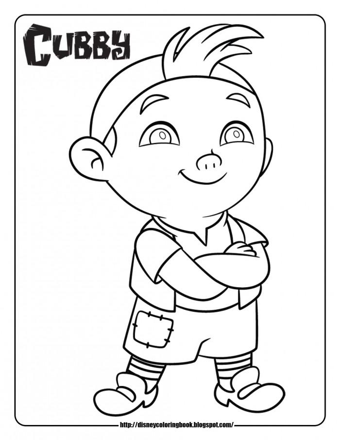 Printable Coloring Pages Disney Jr : Disney jr coloring page printable book sheet