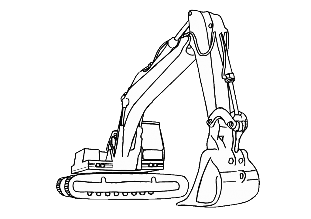 Free John Deere Coloring Pages
