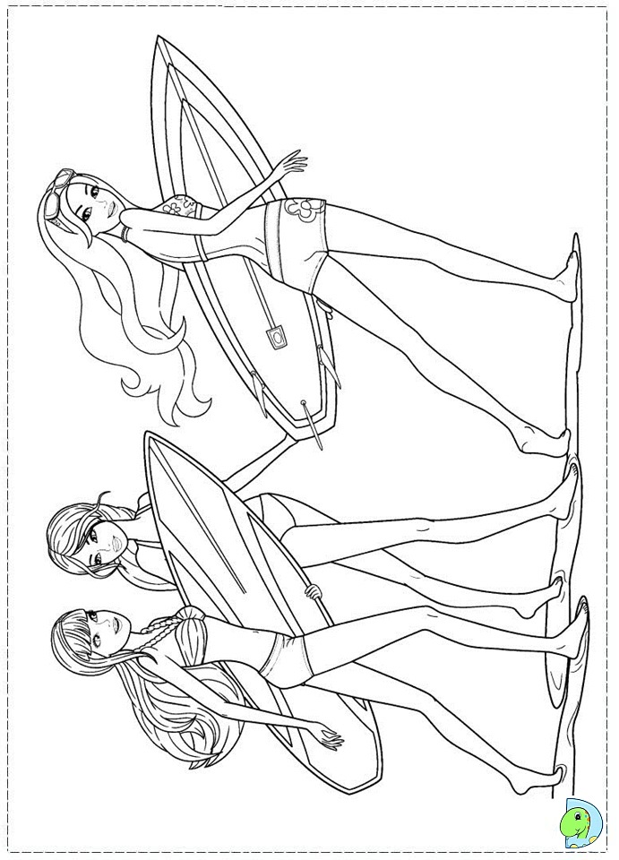 Barbie In A Mermaid Tale Coloring Pages Az Coloring Pages Mermaid Tale Coloring Pages