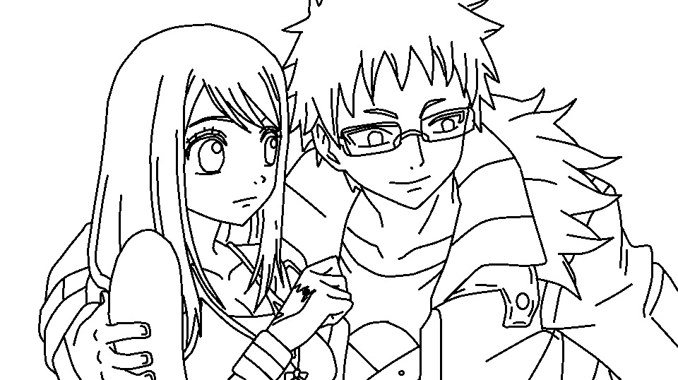 Galeria: FAIRY TAIL COLORING PAGES
