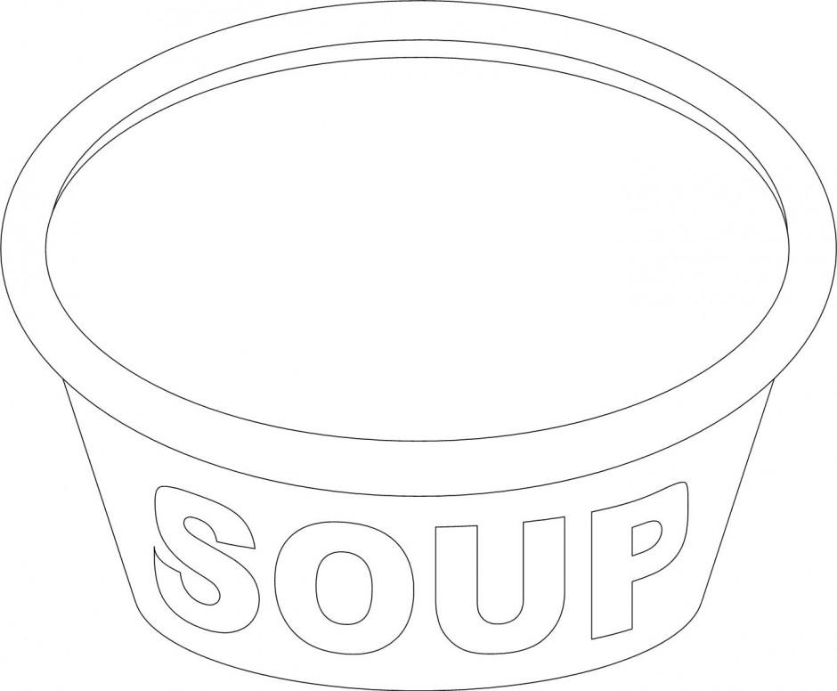 Alphabet Soup Coloring Pages : Stone soup coloring pages az