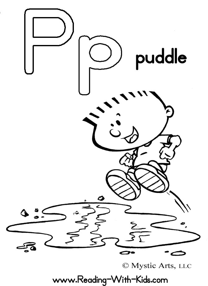 coloring pages p - photo#25