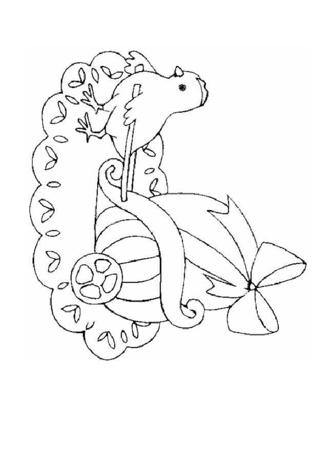 easter candy coloring pages - photo#13