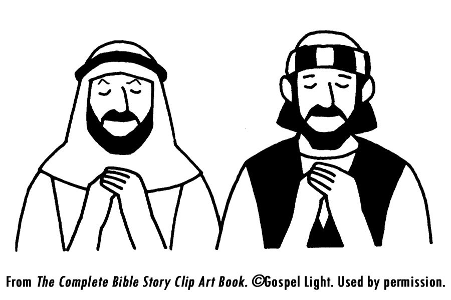 Parable of a Pharisee and a Tax Collector | Mission Bible Class