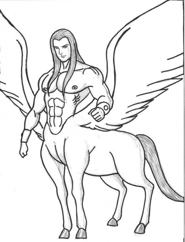 Картинки мифологии для срисовки