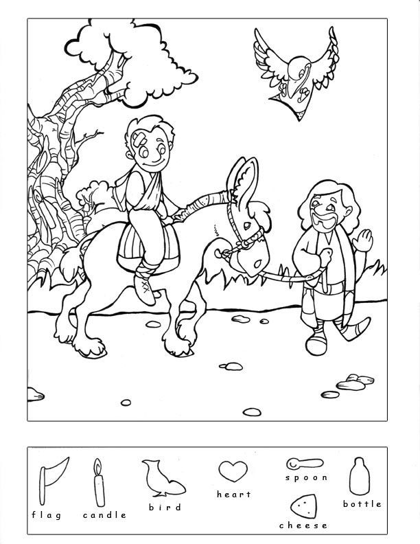 dklt coloring pages downloads - photo#33