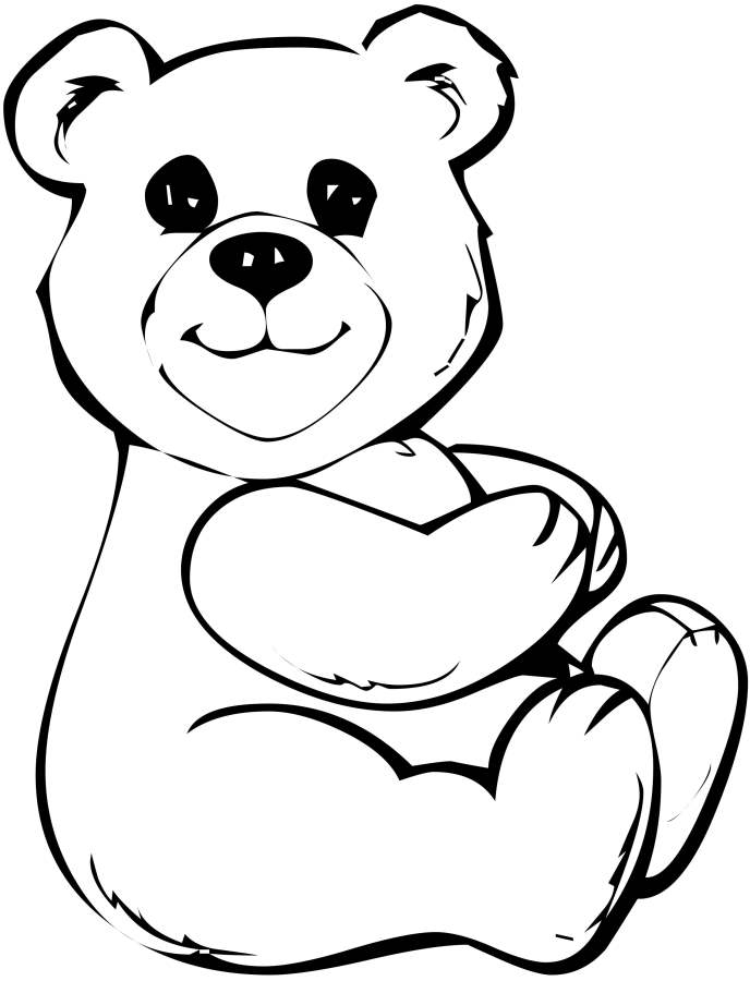 Drawing Pictures: Teddy Bear Drawing Pictures