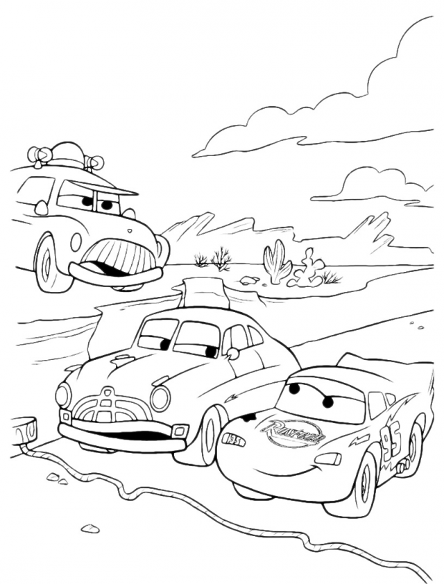 Disney Cars Sally Coloring Pages Coloring For Kids 295069