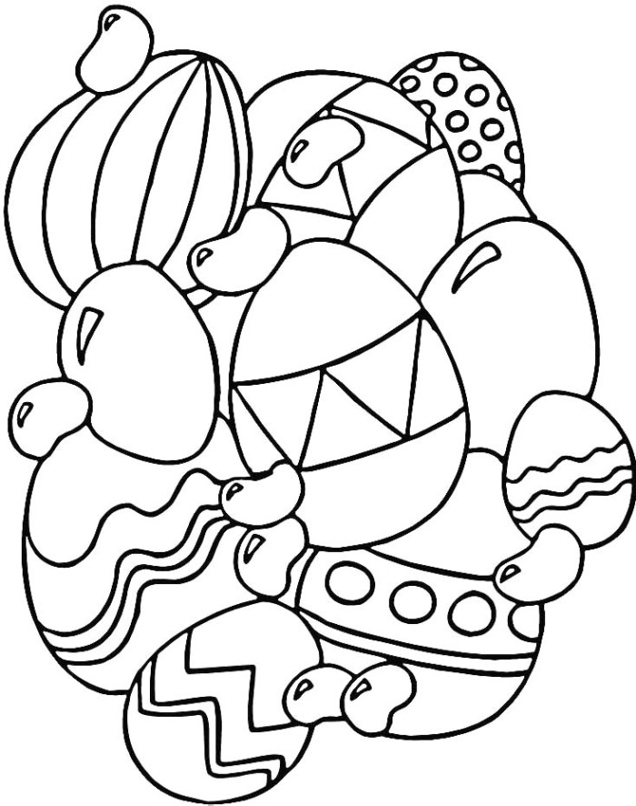 beans coloring pages - photo#22