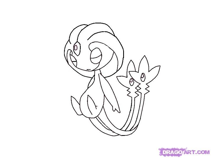 legendary pokemon to draw - photo #41