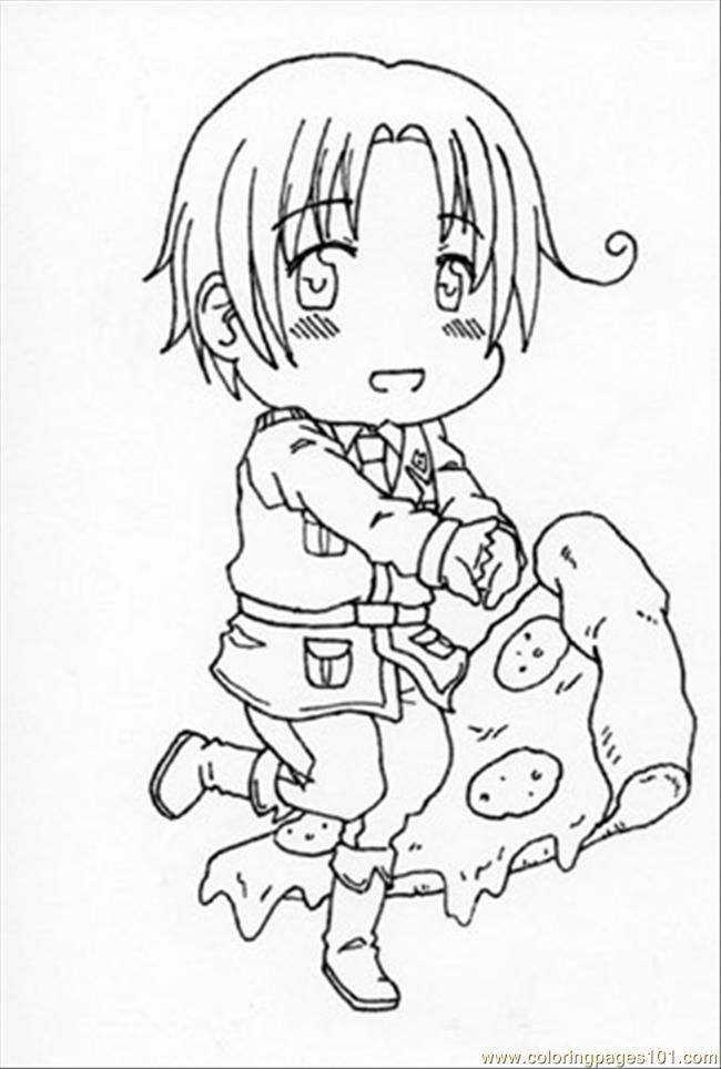 italian kids coloring pages - photo#15