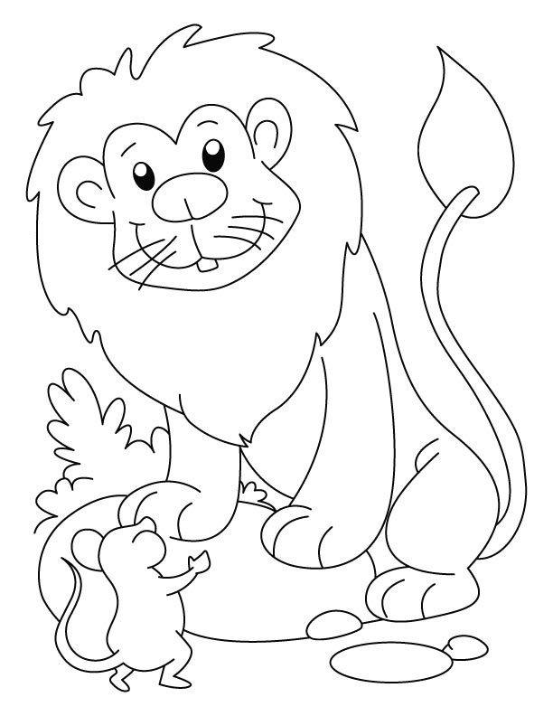 coloring pages mountain lion - photo #41