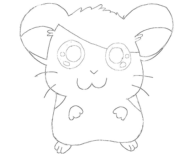 ham coloring pages - photo#23