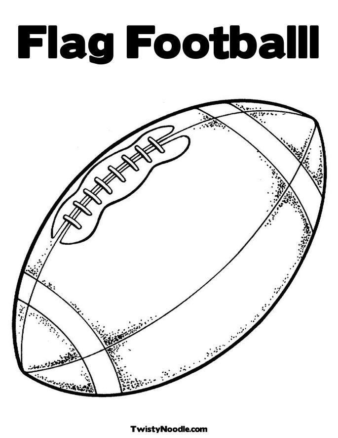 Football Coloring Page Az Coloring Pages Afl Colouring In Pages