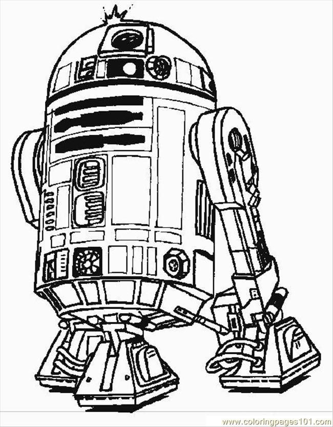 Star Wars Coloring Pages Pdf : Coloring pages star wars cartoons gt free