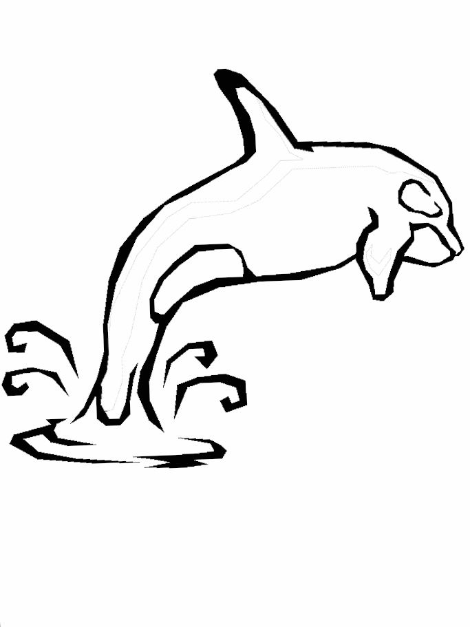 Beluga Whale Drawing - AZ Coloring Pages