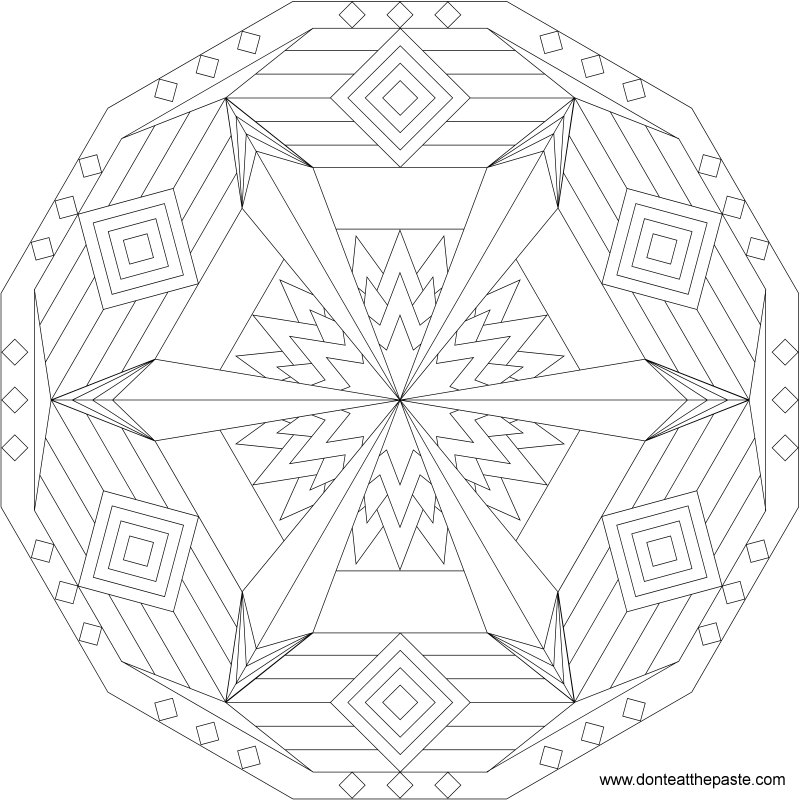 Colorama Coloring Book Printable Coloring Pages