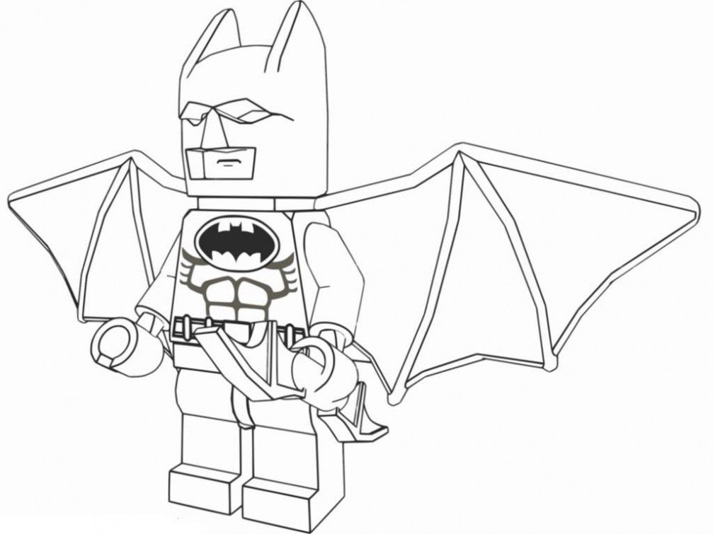 lego city coloring pages batman - photo#10