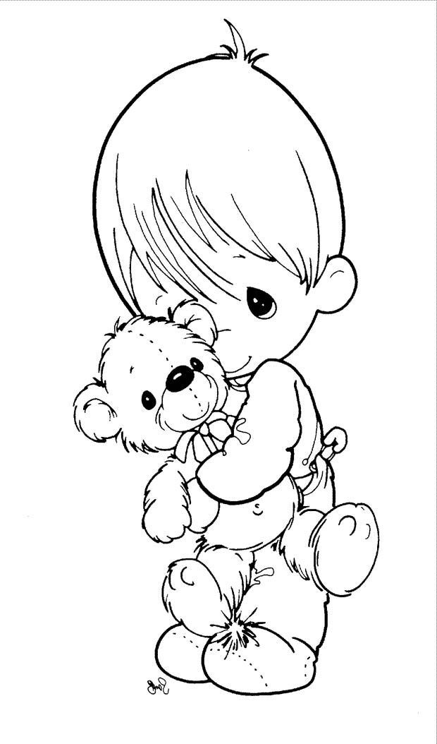 coloring pages of baby angels - coloring angel baby feet pages sketch coloring page