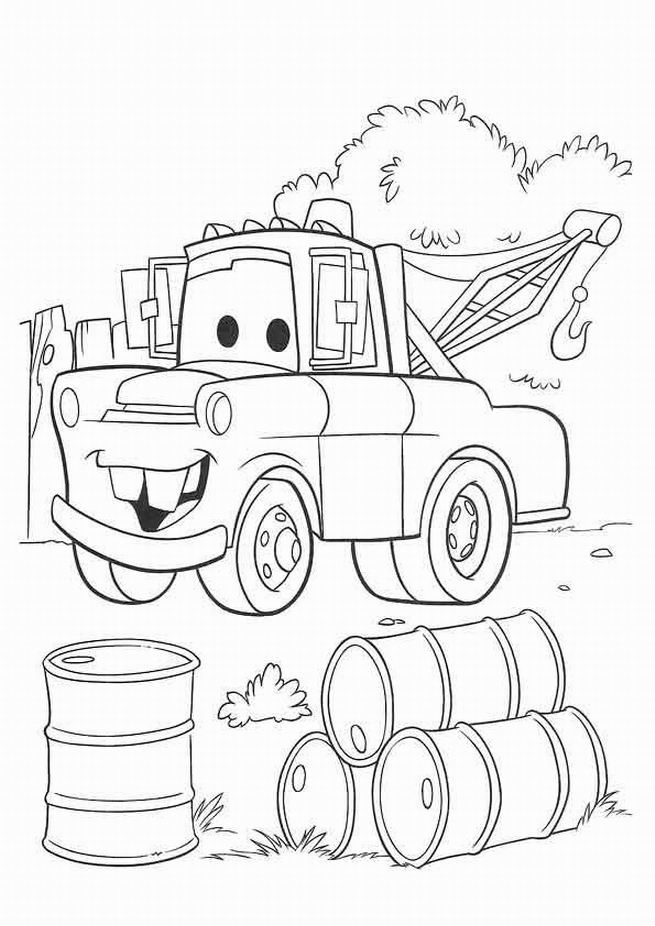 All Car Coloring Pages : Printable lightning mcqueen coloring pages az