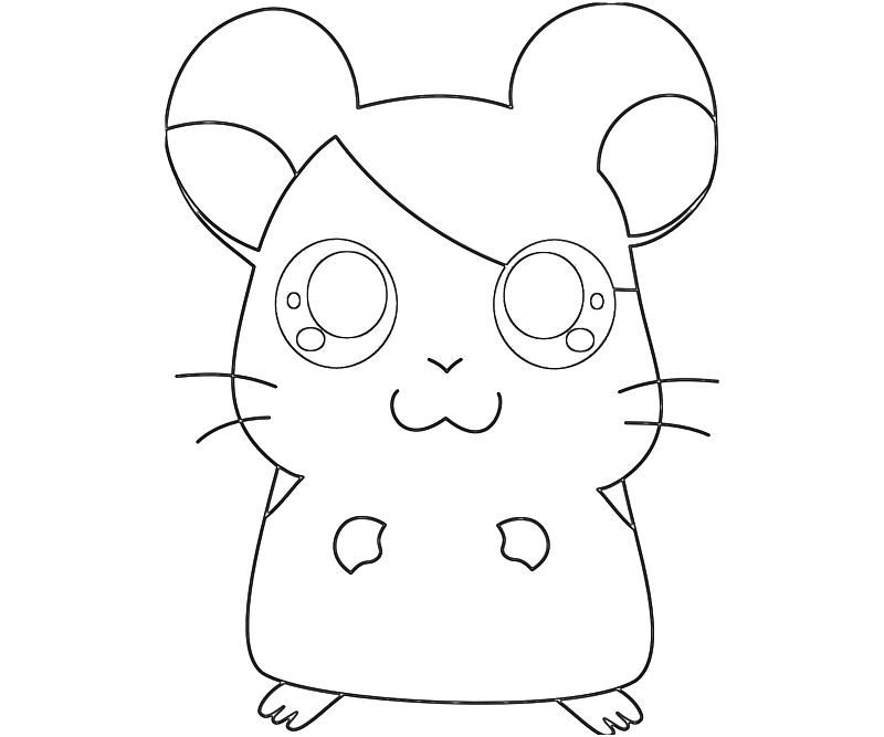 ham coloring pages - photo#19