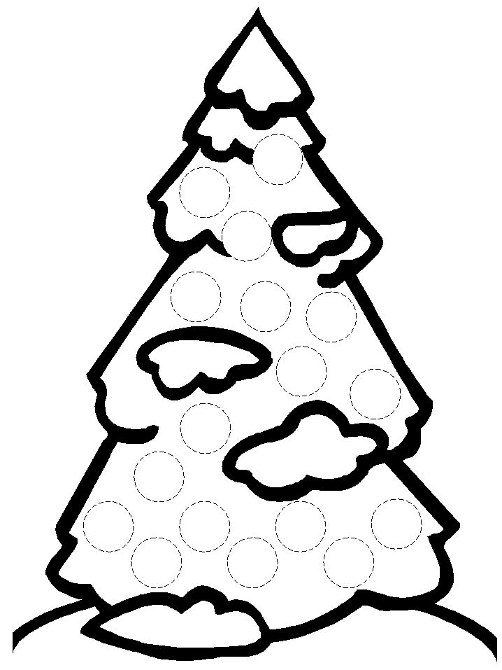 Do A Dot Art Coloring Pages AZ