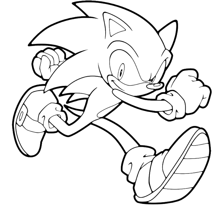 sonic x amy coloring pages - photo#24