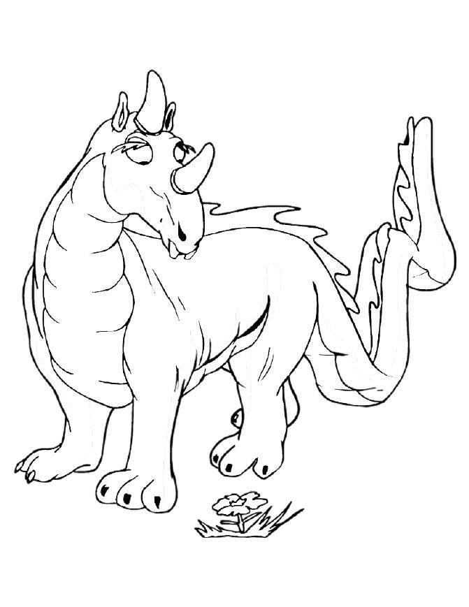 Dragon Coloring Pages | Coloring Pages To Print