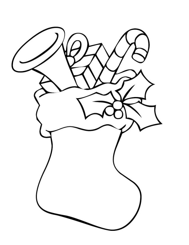 dltk kids christmas coloring pages - photo#4