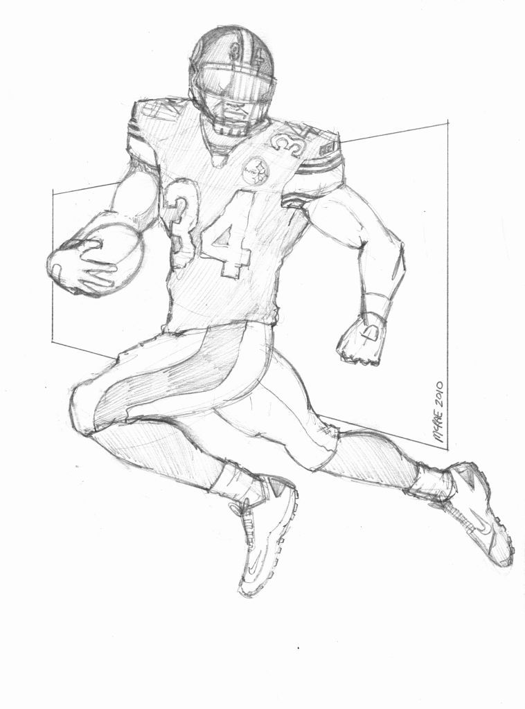 Free coloring pages of indianapoliscolts for Colts coloring page