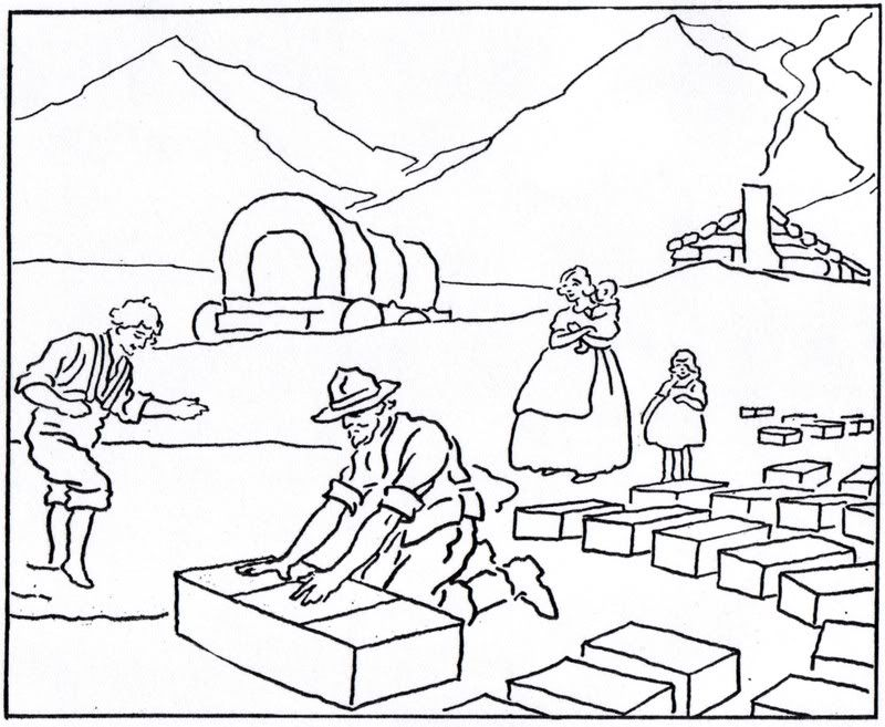 industrial revolution coloring pages - photo#6