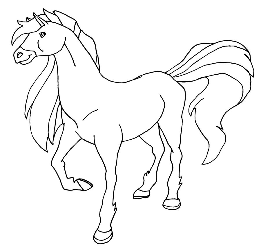 horseland coloring pages sarah | Horseland Coloring Pages Sunburst