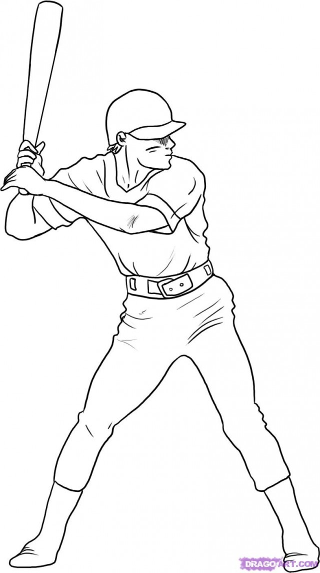step by step coloring pages - photo#35