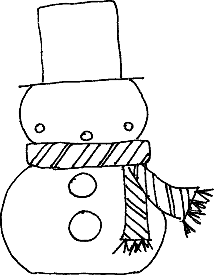 Coloring Pages For 3 Year Olds 207