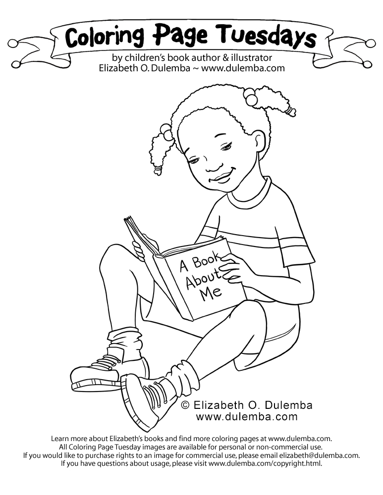 Free ida b wells coloring pages for Mary visits elizabeth coloring page