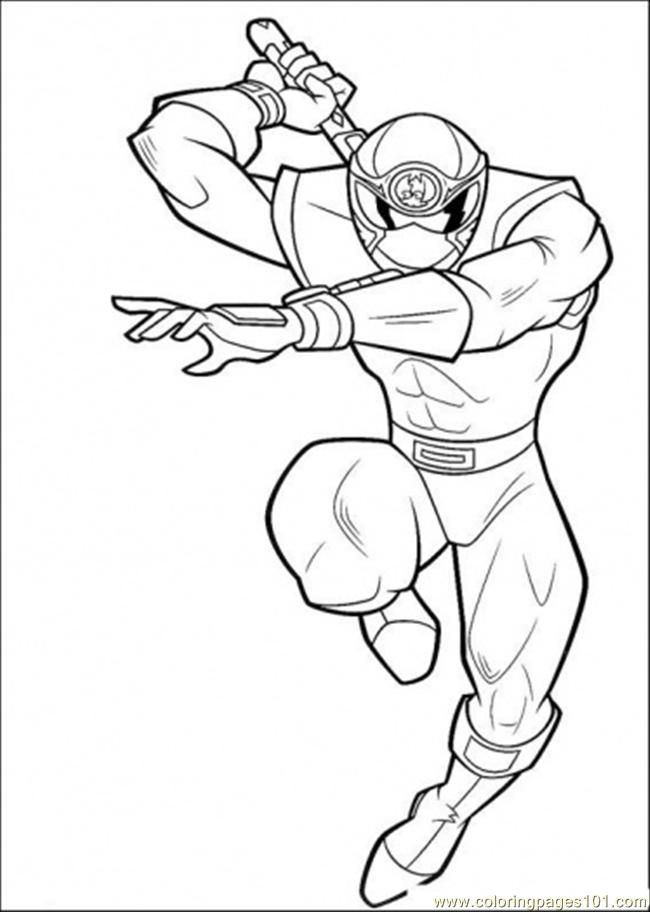 dino thunder coloring pages - photo#10