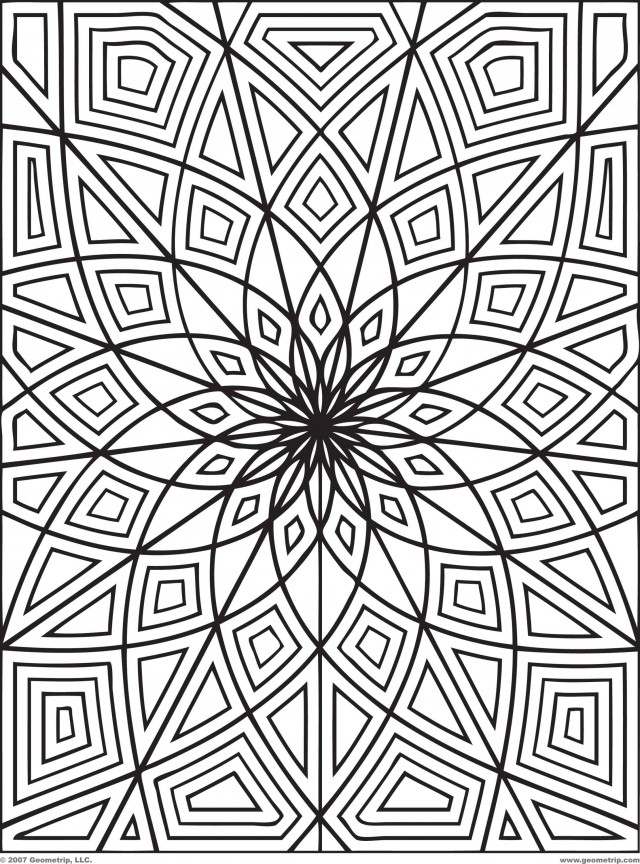 coloring pages designs printable - photo#12
