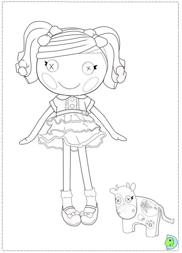 La La Loopsy Coloring Pages Az Coloring Pages Lalaloopsy Printable Coloring Pages