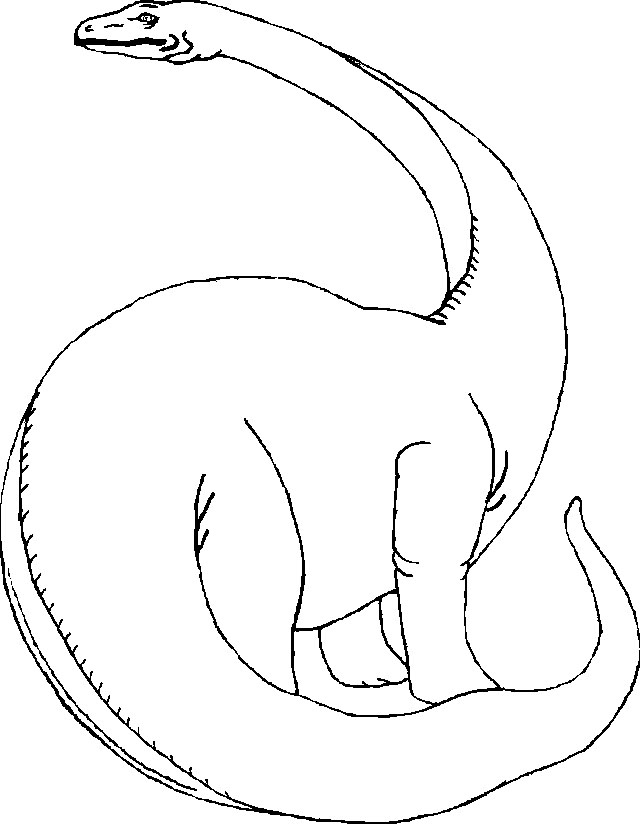 allosaurus coloring pages - photo#14