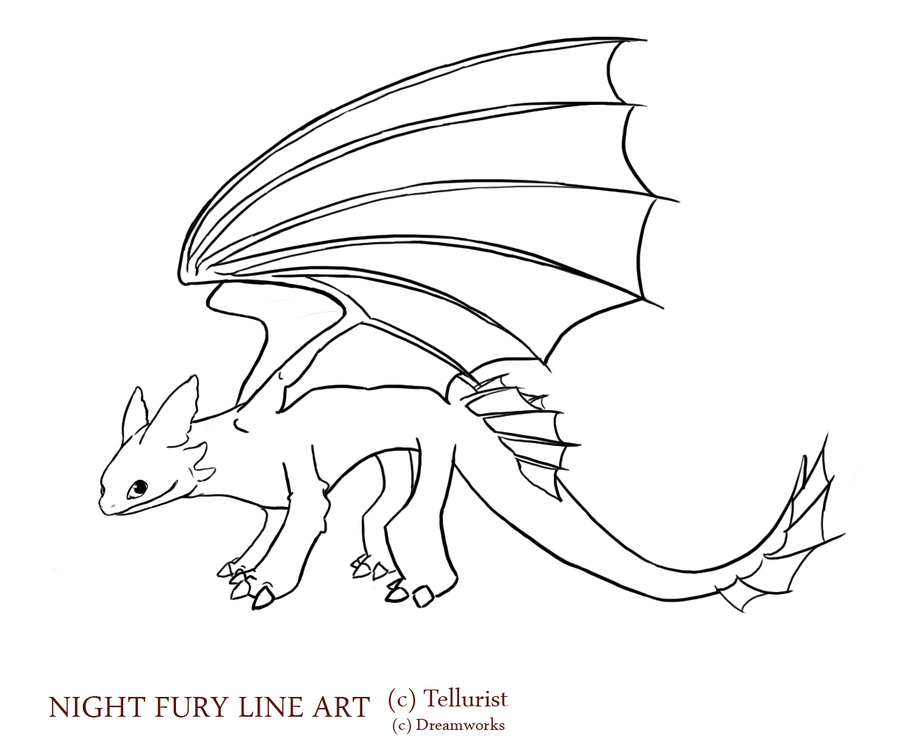 How To Train Your Dragon Pictures Of Toothless Coloring Home How To Your Coloring Pages Toothless