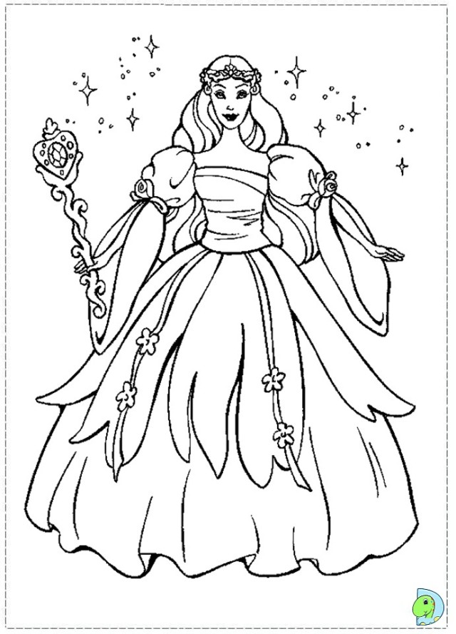 free swan lake coloring pages - photo#9
