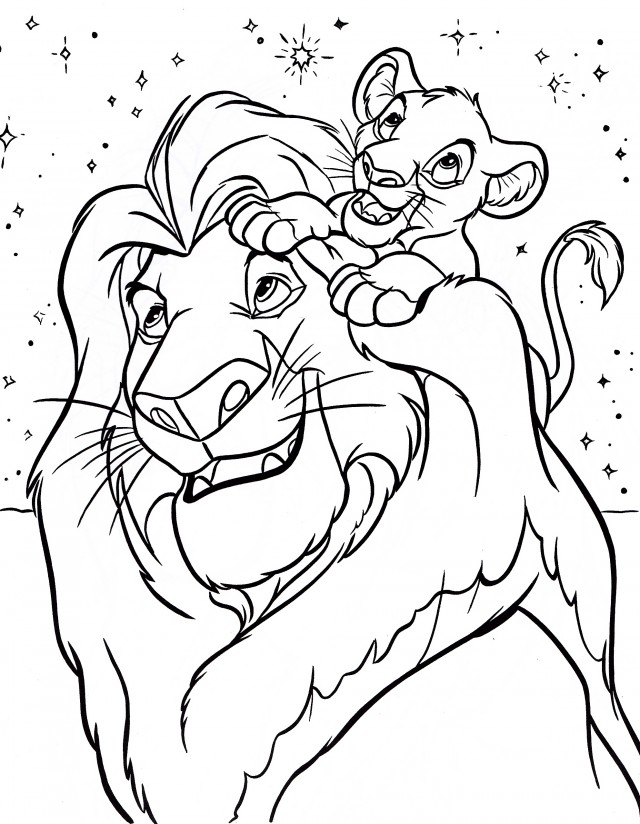 Disney Kids Coloring Pages Disney Coloring Pages Good Luck 250649