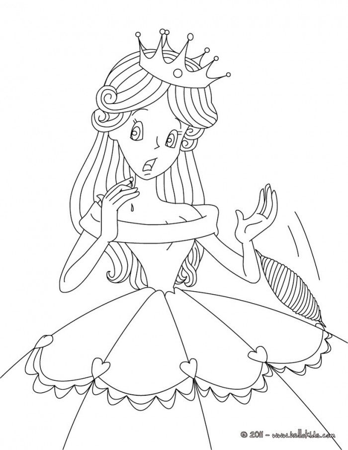 Coloring Page Of Fairies : Printable Coloring Book Sheet Online