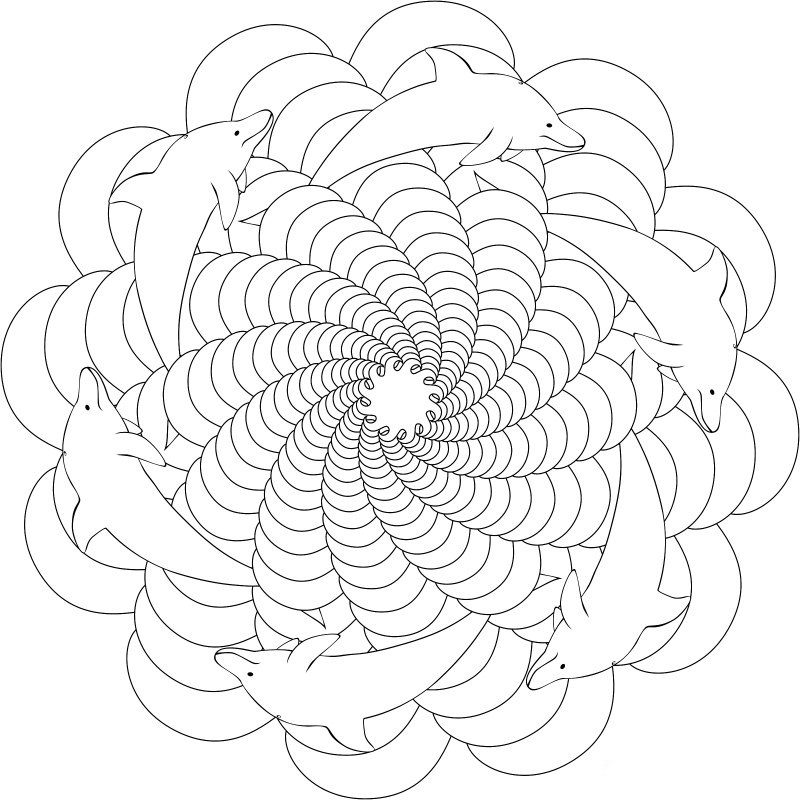 Free Intricate Coloring Pages