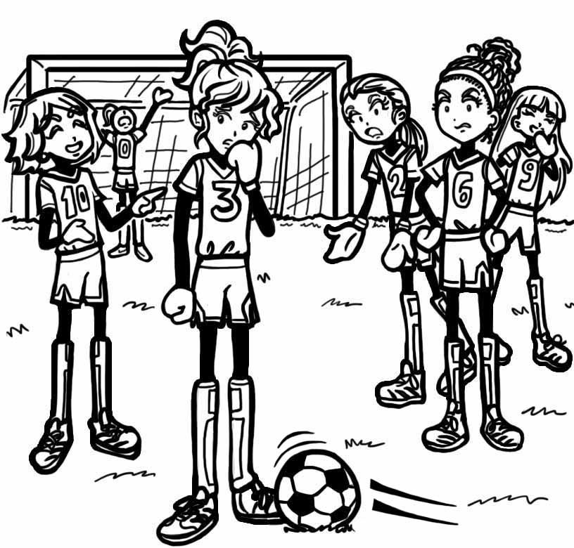 dork diaries 8 coloring pages - photo#27