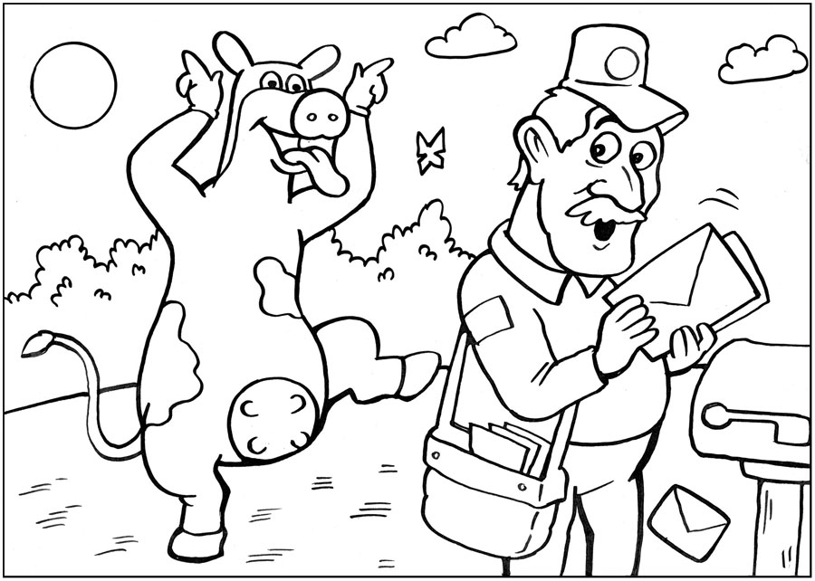nicktoon coloring pages - photo#38
