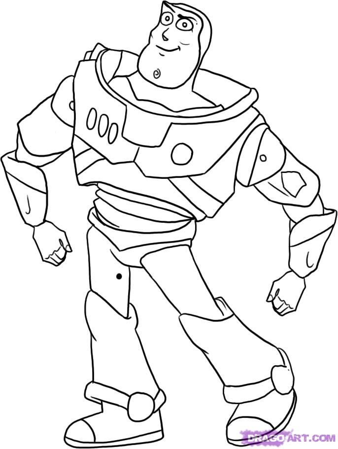 Toy Story 3 Printable Coloring Pages